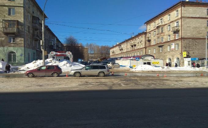 9-летняя девочка попала в больницу после ДТП на проспекте Дзержинского