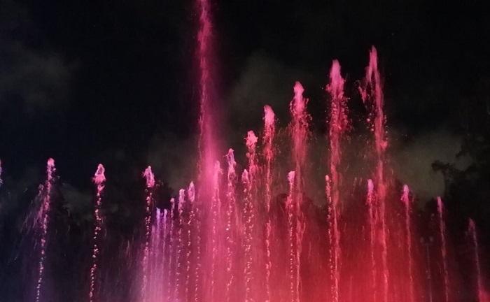 «Смуглянку» и «Катюшу» 9 Мая споет новый фонтан в Центральном парке