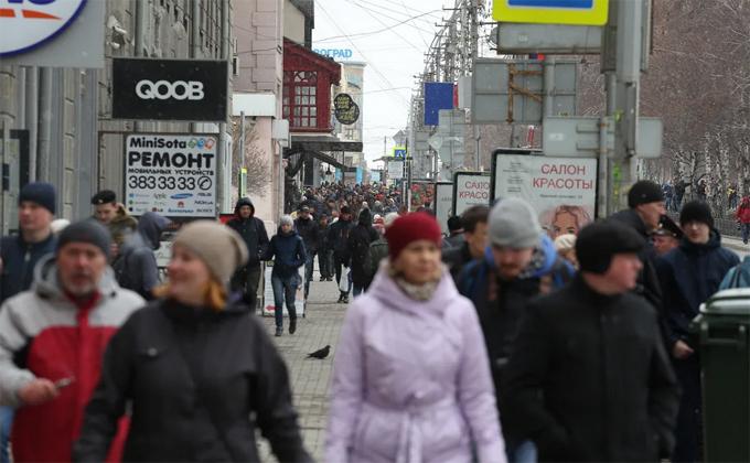 Индекс самоизоляции городов: Новосибирск в конце списка
