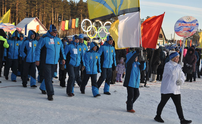 Искитимский район победил на зимней Спартакиаде-2020 в Сузуне