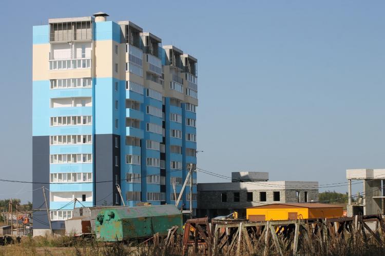 В Приморье сдадут первый дом по программе «Арендное жилье»
