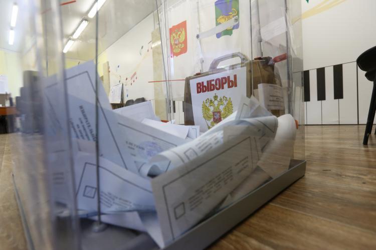 В Приморье в минувшее воскресенье прошли выборы депутатов