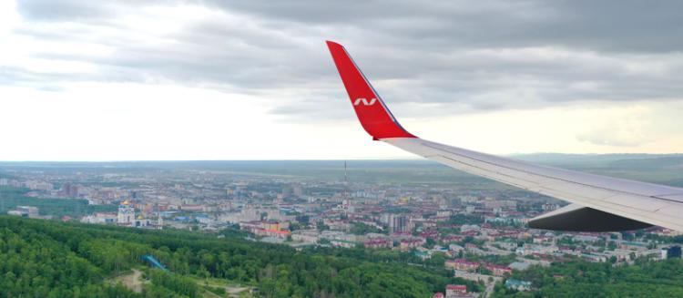 Новый рейс Владивосток-Южно-Сахалинск с дешёвыми билетами ждёт ДФО