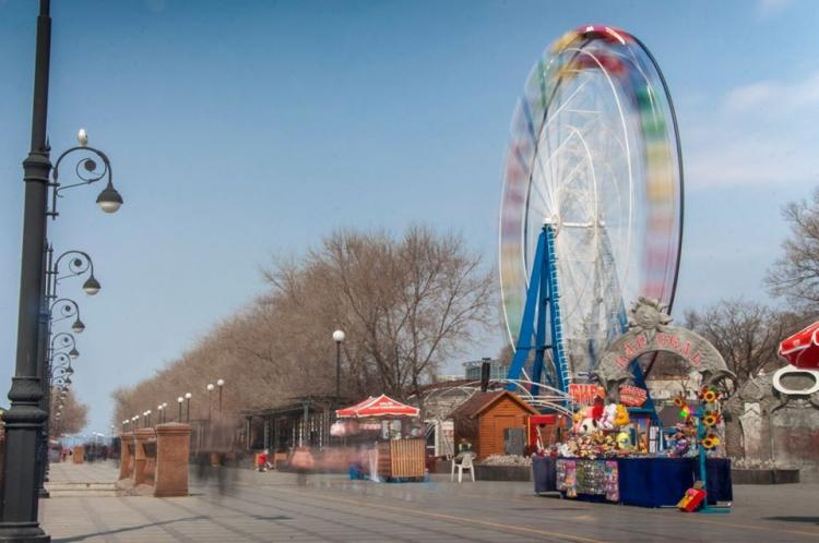 Владивосток вошёл в ТОП-3 дорогих популярных городов для отдыха с детьми