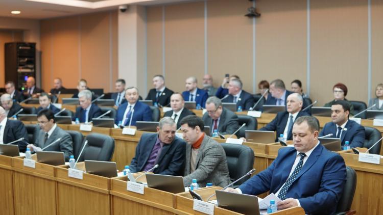 В Приморье пройдёт очередное заседание краевого парламента