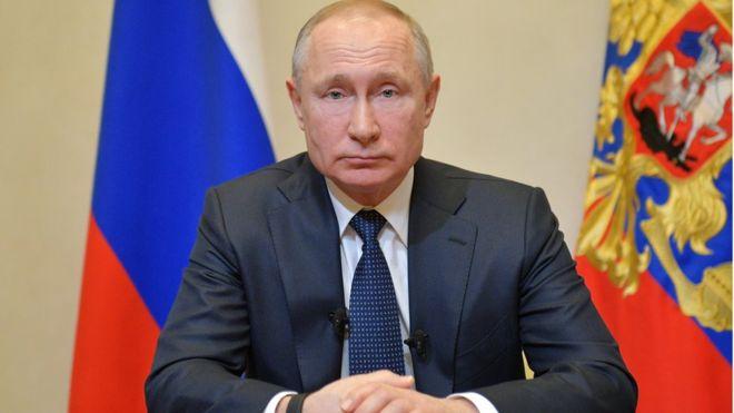 Президент Путин: нерабочие дни продлятся до 30 апреля