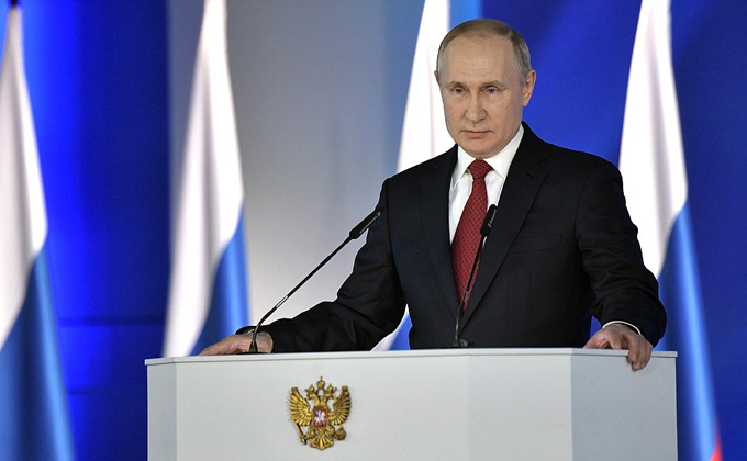 Срочное обращение Владимира Путина к нации 2 апреля - когда и где смотреть