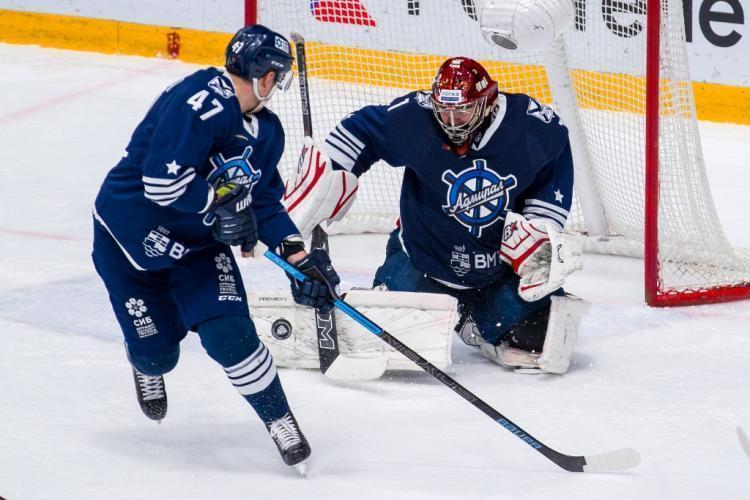 «Адмирал» намерен играть в КХЛ в новом сезоне