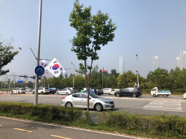 Южная Корея приостанавливает безвизовый режим с Россией