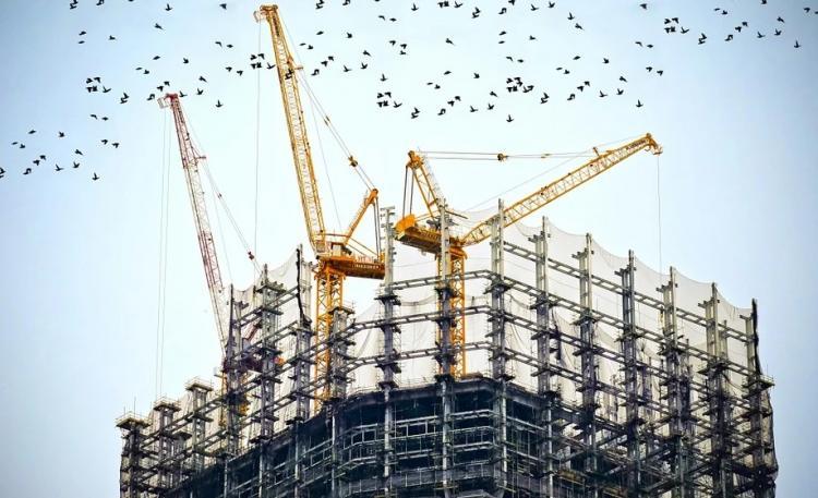 Путин выделил около 92 миллиардов для развития стройотрасли
