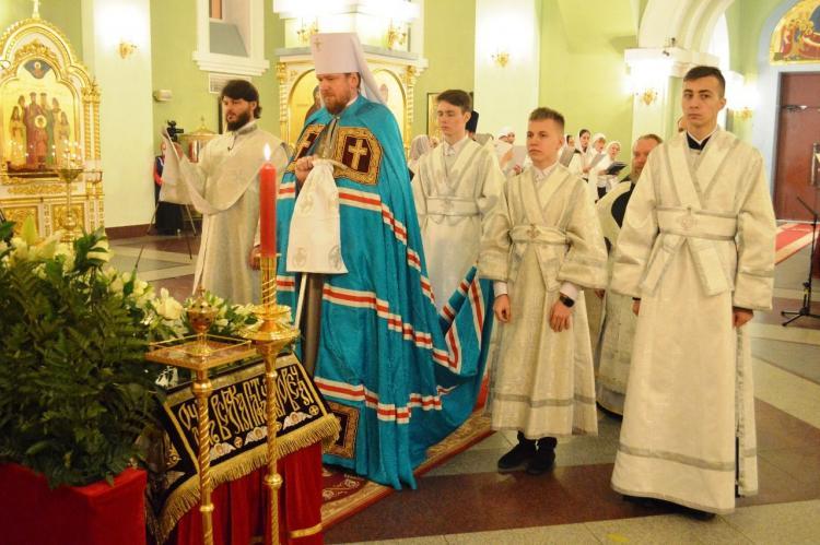 Пасхальное богослужение состоялось во Владивостоке
