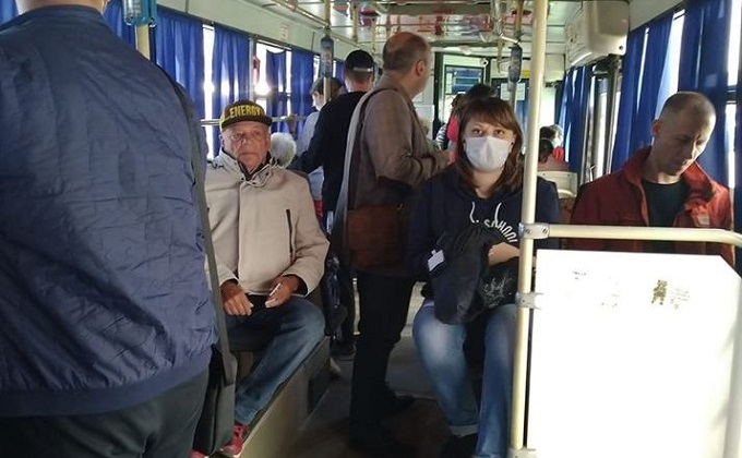 Масочный режим продлят до осени в Новосибирске
