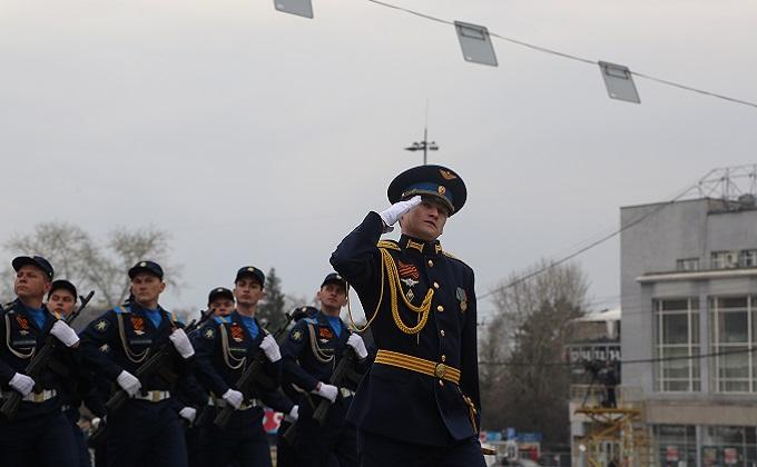 Парад Победы-2020 пройдет «полномасштабно» в Новосибирске