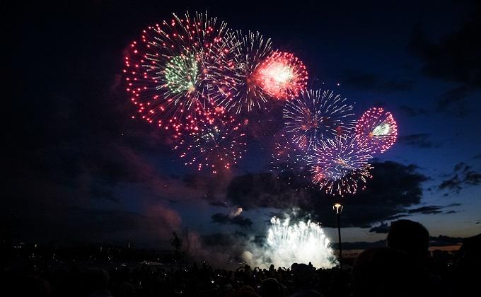 Салют в День Победы-2020 увидят жители Багана