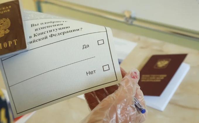 Ветеран-афганец Евгений Яковенко проголосовал за поправки в Конституцию РФ