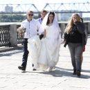 Шумная свадьба забыла про маски и социальную дистанцию на Красном проспекте