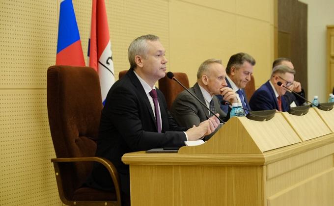 Дата выборов в Заксобрание назначена в Новосибирской области