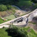 Старую плотину на реке Тула реконструируют к осени 2020 года