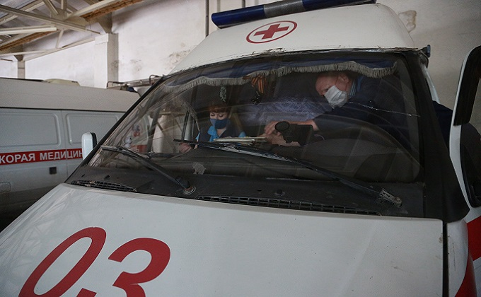 Пациенты стали чаще жаловаться на пневмонию в Новосибирске