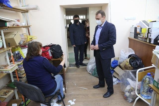 Дан старт сносу гимназии № 3 в Академгородке