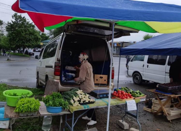 Нелегальных торговцев привлекли к ответственности во Владивостоке