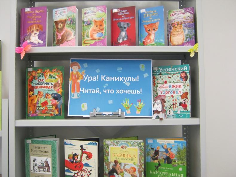 Библиотеки Владивостока готовы порадовать читателей интересными подборками