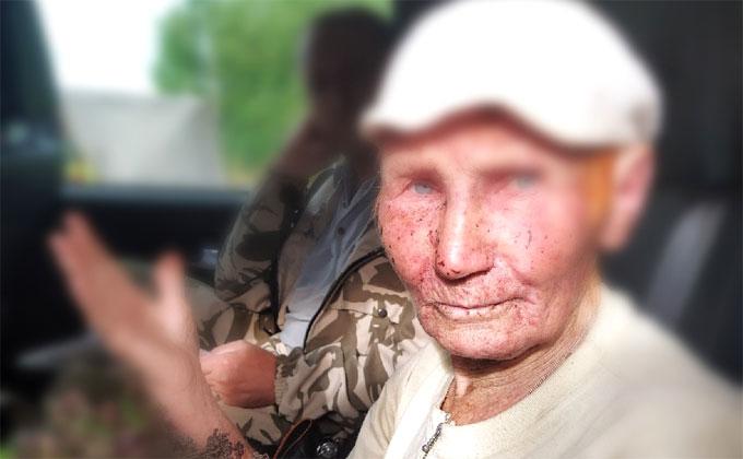 Бродившую по лесу 4 дня старушку нашли спасатели