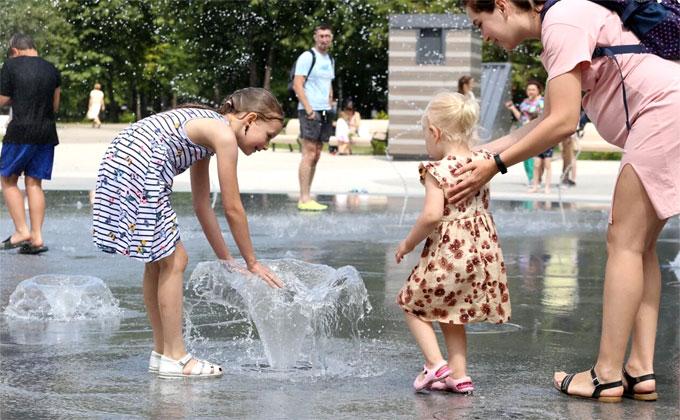 От дождей к жаре +32°С – погода 13-19 июля в Новосибирске