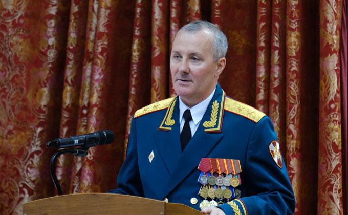 Новый командующий возглавил Сибирский округ войск нацгвардии РФ