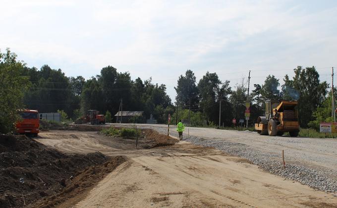 Более 100 миллионов на ремонт дорог получил Искитимский район