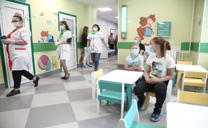 На 217 больных коронавирусов  стало меньше в Новосибирской области