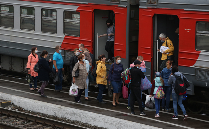 Новосибирская область входит в пятерку регионов Сибири с наименьшим распространением коронавируса
