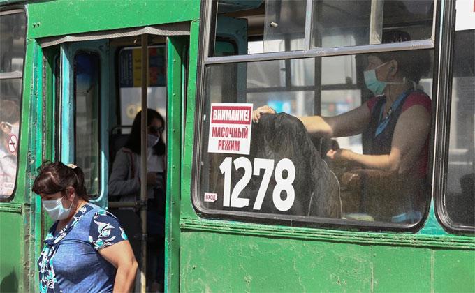На развитие общественного транспорта 100 млн рублей получит Новосибирск