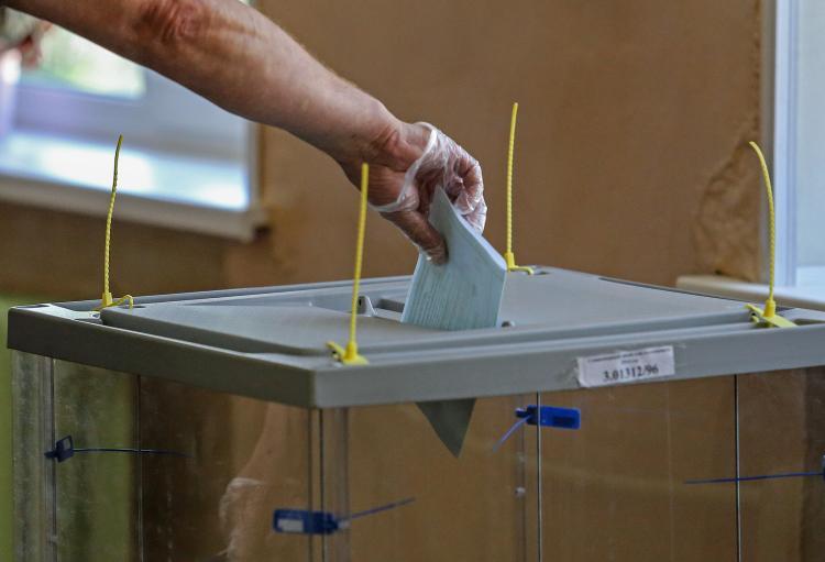В Приморье началось подведение итогов голосования по поправкам