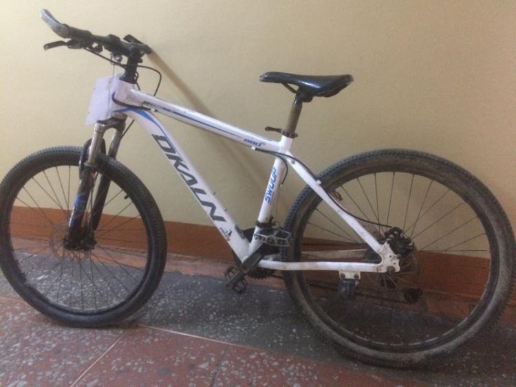 Украденный велосипед нашли в 40 километрах от места преступления в Приморье