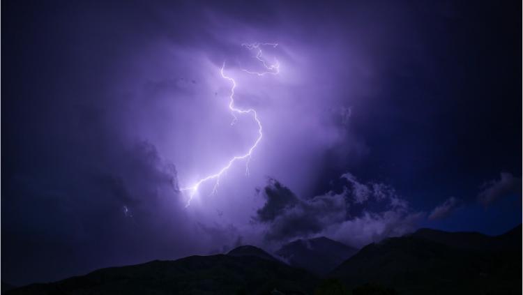 Грозовые дожди могут обрушится на Приморье