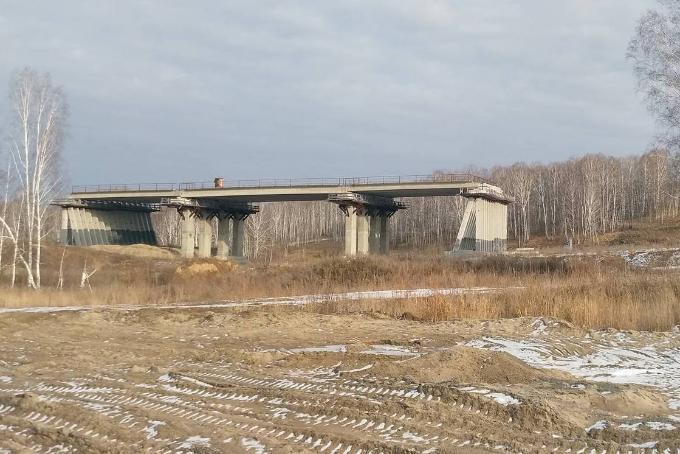 Расторгнут контракт на строительство Восточного обхода Новосибирска