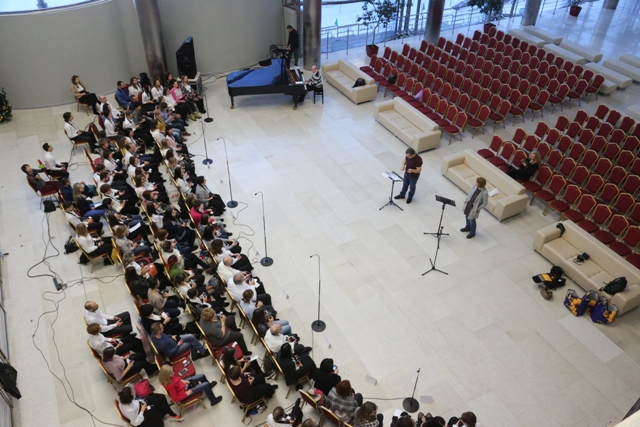 Новый директор будет представлен коллективу Новосибирской филармонии 17 августа