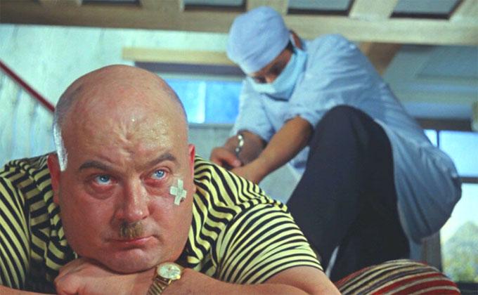 Буйного пациента с острой болью усмирили бойцы «Гвардии»