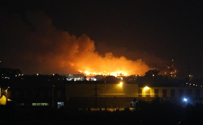 Пожар на мусорном полигоне «Левобережный» выявил системные проблемы