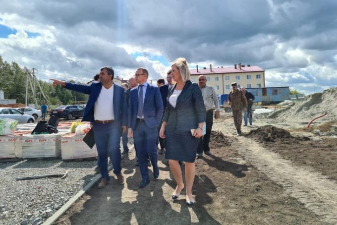 Завод по деревообработке откроют в Чулымском районе