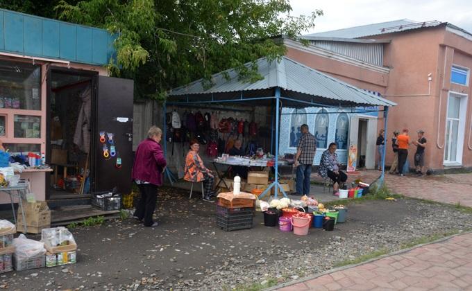 Базара нет: почему пустует открытый рынок в Каргате