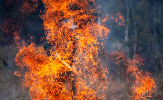 Сгоревший мужчина перед смертью успел назвать поджигателя