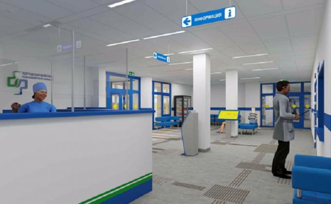 Работы на площадках по строительству семи поликлиник стартовали в Новосибирске
