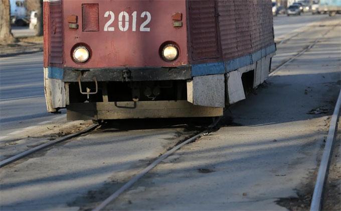 Два трамвайных маршрута закроют в Новосибирске