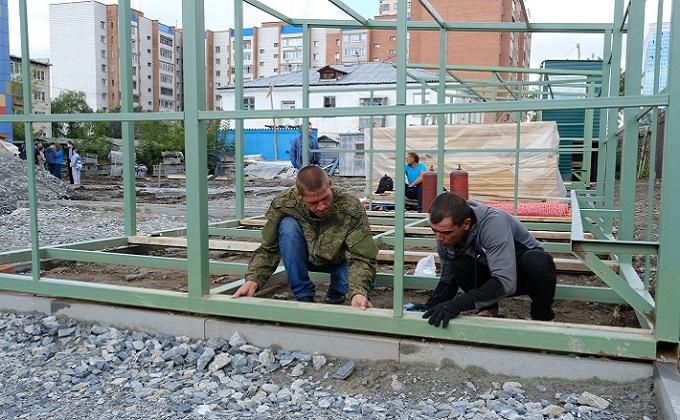 20 детских садов построят в области до конца года