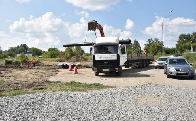Новую дорогу построят в Кировском районе по поручению губернатора Травникова