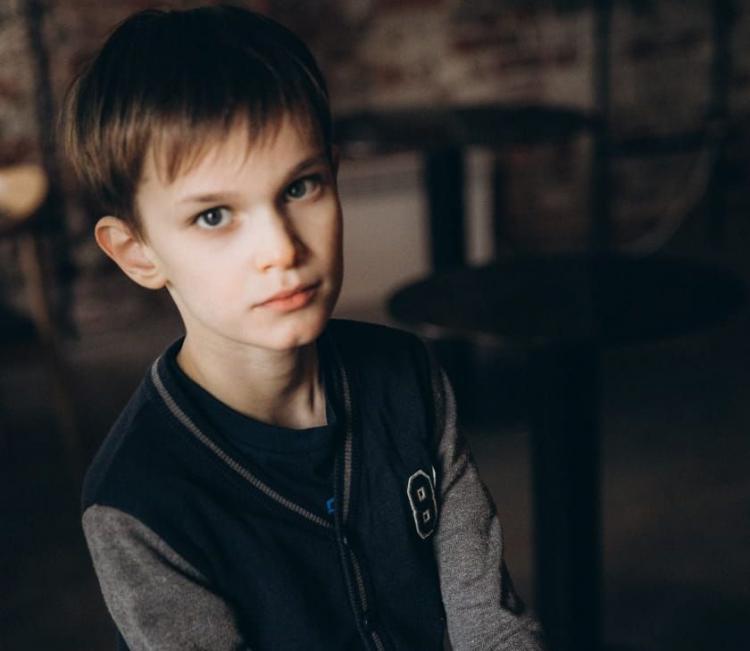 Мальчику из Владивостока нужна помощь