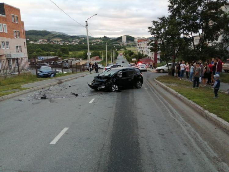 В Приморье за выходные произошло 114 аварий