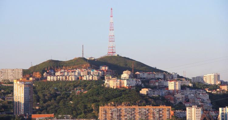 Новые улицы появились во Владивостоке